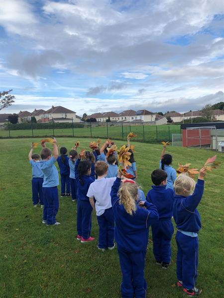 Ms. O' Reilly's Junior Infants